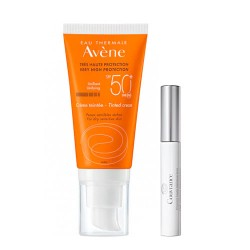 Comprar Avène Solar Crema Coloreada SPF50+ 50ml + Mini Máscara de Pestañas