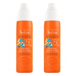 Avéne Spray Solar Niños SPF50+ Duplo 2x200ml