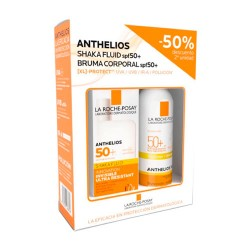 La Roche Posay Anthelios Fluido Invisible 50ml + Bruma Rostro 75ml