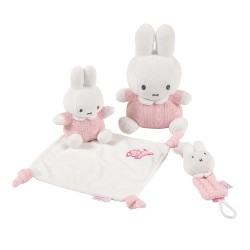 Olmitos Miffy Set Regalo Dou Dou + Pinza + Peluche