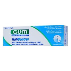 Comprar Gum Halicontrol Gel Dentífrico 75ml