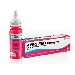Comprar Aero Red Gotas 25 ml