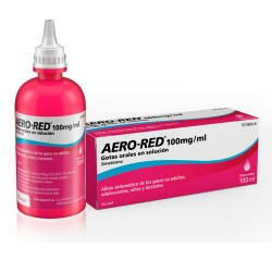 Comprar Aero Red Gotas 100 ml