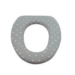 Comprar Olmitos Asiento Reductor Wc Stars Grey