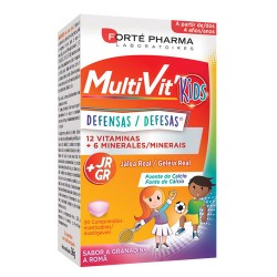 Comprar Forté Pharma Energy Multivit Junior 30 comprimidos masticables