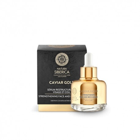 Natura Siberica Caviar Gold Serum Reafirmante 30ml