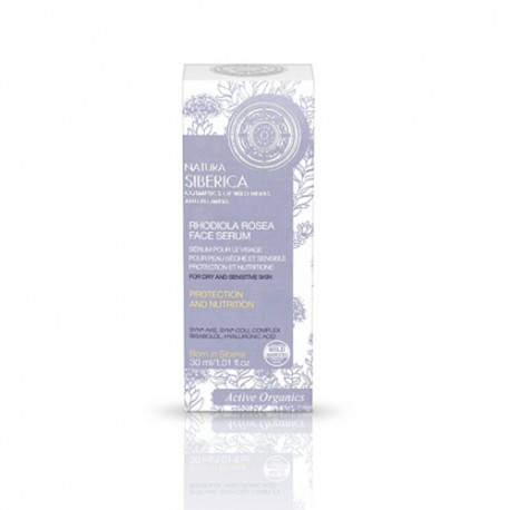 Natura Siberica Serum Facial 30ml
