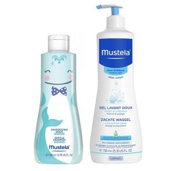 mustela-bebe-pack-champu-500ml-gel-dermolimpiador-750ml