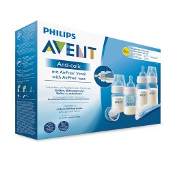 Comprar Philips Avent Set Regalo Recién Nacido Anticólicos Air-Free