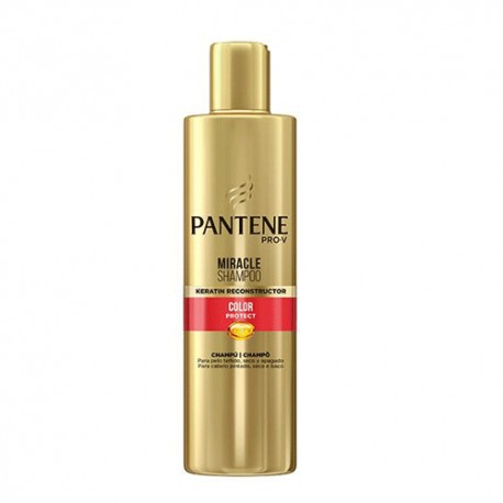 Pantene Miralce Champú Color Protect 270ml