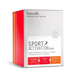 Comprar Humalik Sport Activation Plan