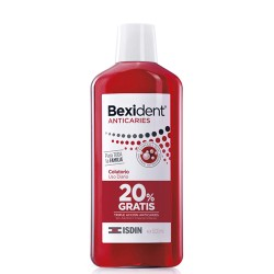 Comprar Bexident Anticaries Colutorio 500 ml