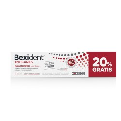 Comprar Bexident Anticaries Pasta Dentífrica 125 ml