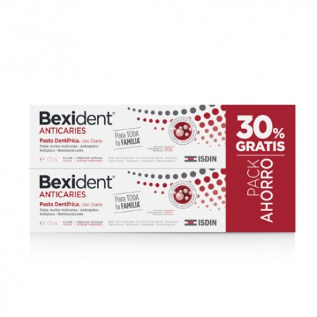 Bexident Anticaries Duplo 2x125ml