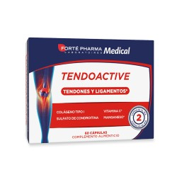 Forte Pharma Tendoactive 60 Cápsulas