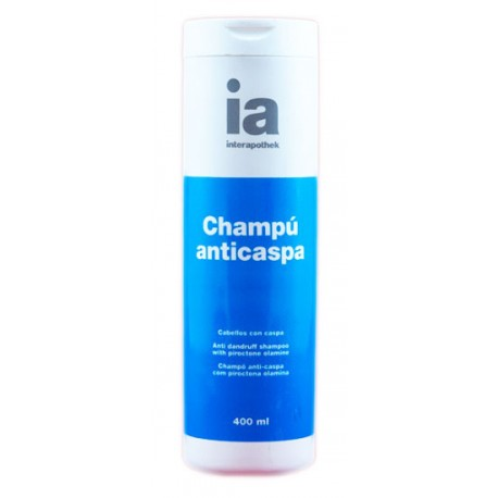 Interapothek Champú Anticaspa 400 ml