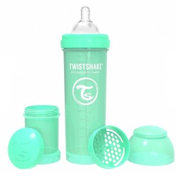 Twistshake Biberón Anticólico 330ml