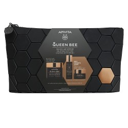 Comprar Apivita Neceser Queen Bee Textura Rica 50ml + 2 Mini Tallas