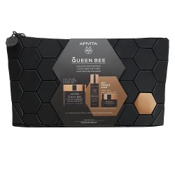 Comprar Apivita Neceser Queen Bee Textura Ligera 50ml + 2 Mini Tallas