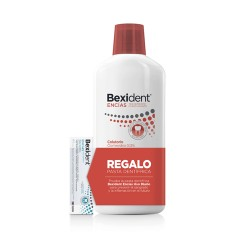 Bexident Encías Colutorio 500ml.+Pasta Dentrífica 8ml.
