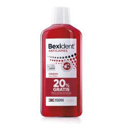 Pack-Bexident Anticaries Colutorio 500ml. 20% Gratis