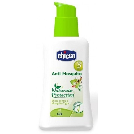 Antimosquito Chicco Gel 60ml