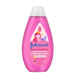 Comprar Johnson's Champú Niños Gotas de Brillo 500ml