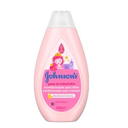 Johnson´s Acondicionador Niños Gotas de Brillo 500ml.