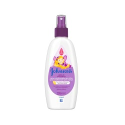Comprar Johnson's Spray Acondicionador Gotas de Fuerza 200ml