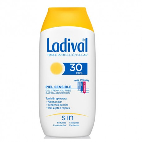 Ladival Allerg SPF 30 Crema 200ml