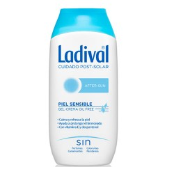 Comprar Ladival Allerg After Sun Crema 200ml