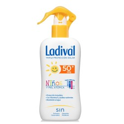 Comprar Ladival Niños SPF 50 Spray 200ml