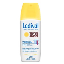 Ladival Protección y Bronceado Spray SPF30 150ml