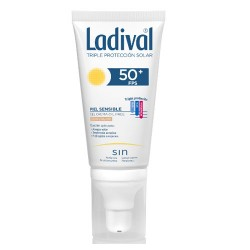 Comprar Ladival Gel-Crema Facial Color SPF50+ 50ml