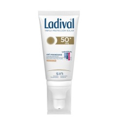 Comprar Ladival Emulsión Anti-manchas con Color SPF50+ 50ml