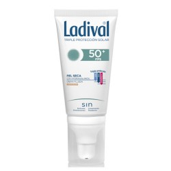 Comprar Ladival Crema Facial Color Pieles Secas SPF50+ 50ml