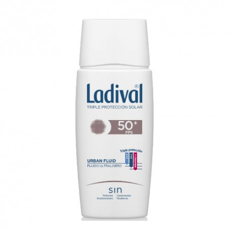 Ladival Urban Fluido Facial SPF50+ 50ml