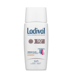 Comprar Ladival Urban Fluid Efecto Matificante Con Color SPF50+ 50 ml