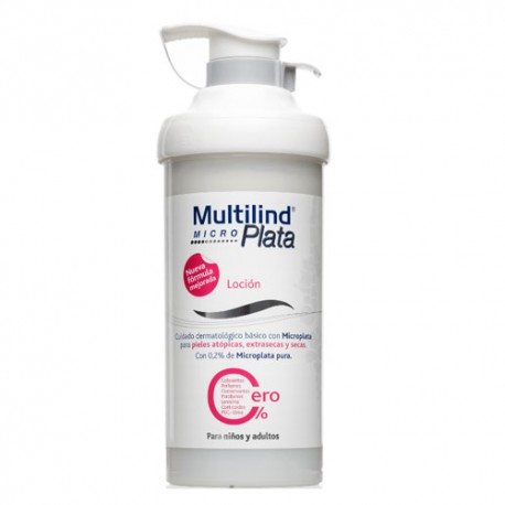 Multilind Microplata Loción 0,2% 500ml