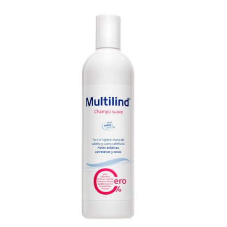 Multilind Champú Suave 400ml