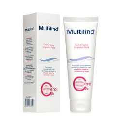 Multilind Gel Crema Limpiador Facial 152ml