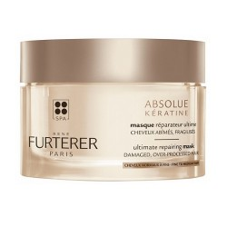 Rene Furterer Absolue Keratine Mascarilla Regeneración Extrema 200 ml