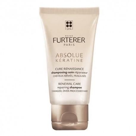 Rene Furterer Absolue Kératine Champú Reparador 200 ml