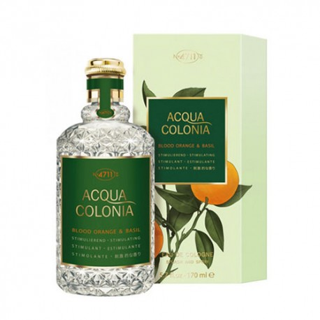 4711 Acqua Eau De Cologne Blood Orange & Basil 170ml