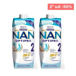 Comprar Nestlé Nan Optipro 2 Duplo 2x500ml