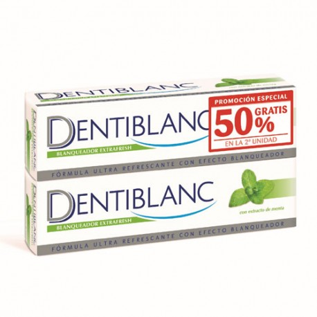 Dentiblanc Extrafresh Duplo 2x100ml