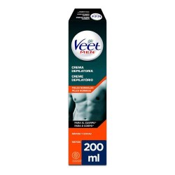 Comprar Veet Men Gel Crema Depilatoria Pieles Normales 200 ml