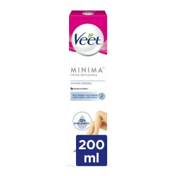 Veet Crema Depilatoria Pieles Sensibles 200ml