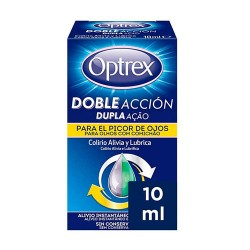 Optrex Doble Acción Picor de Ojos 10ml
