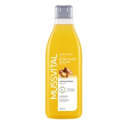 Comprar Mussvital Essentials Gel Argán 750ml
